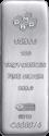 Silberbarren 100 Unzen PAMP Suisse