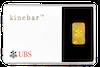 Goldbarren 1 g UBS