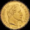 Goldmünze 10 Franc