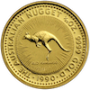 Gold coin 1/20 oz Kangaroo/Nugget