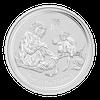 Silver coin 1/2 oz Lunar III Australia