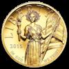 Gouden munt 1 oz American liberty series