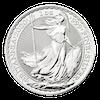 Silbermünze 1 Unze Britannia