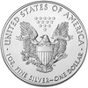Silver coin 1 oz American Silver Eagle