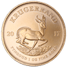Gold coin 1 oz Krugerrand