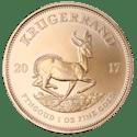 Gold coin 1 oz Krugerrand